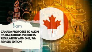 Canada wil regelgeving gevaarlijke producten in overeenstemming brengen met GHS